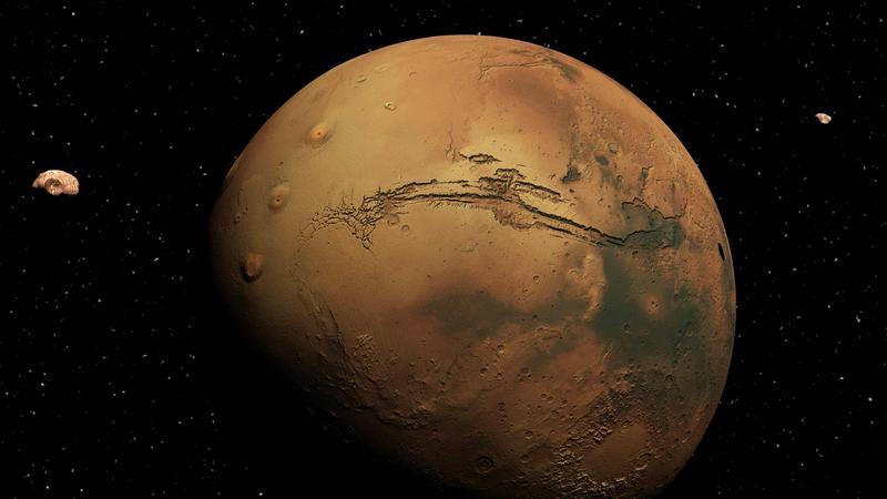 Интересные факты о спутниках Марса