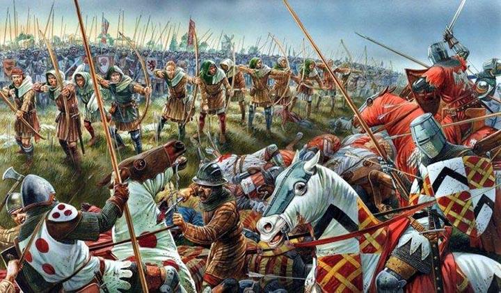 Интересные факты о Столетней войне