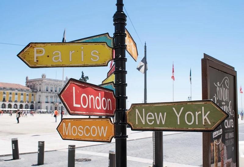 Интересные факты о столицах стран мира