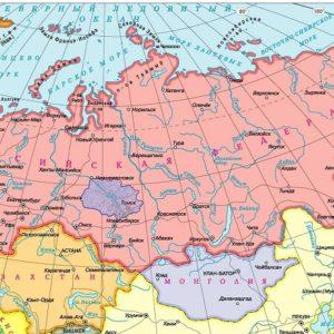 Граничащие с Россией государства