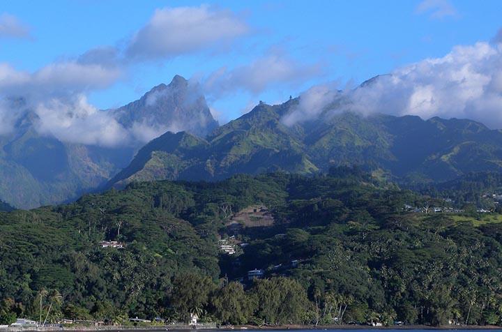 Интересные факты о Таити