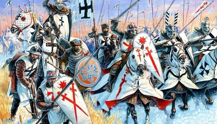 Интересные факты о Тевтонском ордене