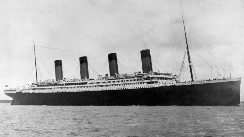 Интересные факты о «Титанике»
