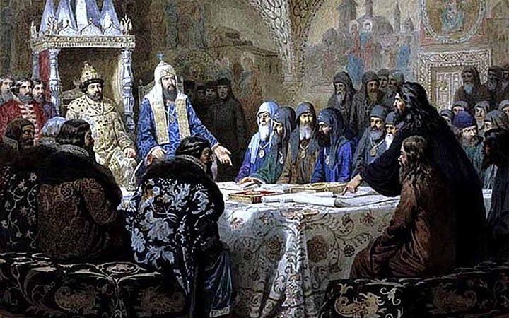 Интересные факты о церковном расколе