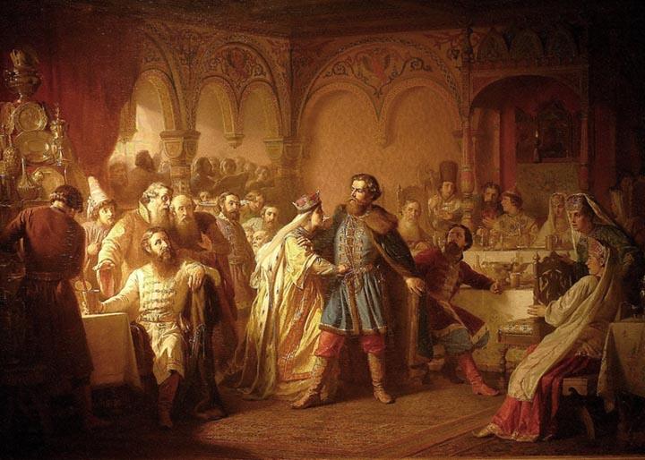 Интересные факты о Василии II Тёмном