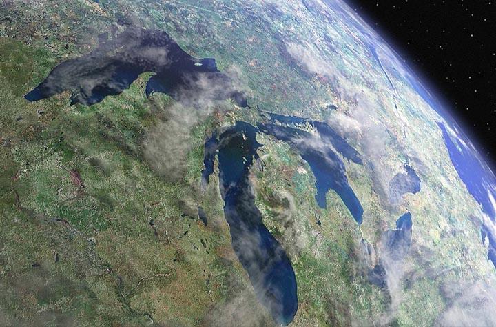 Интересные факты о Великих озёрах