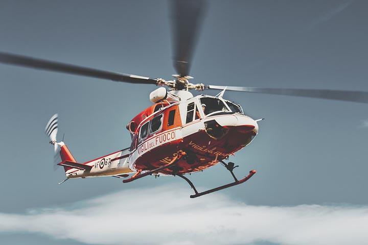 Интересные факты о вертолётах