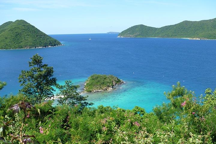 Интересные факты о Виргинских островах