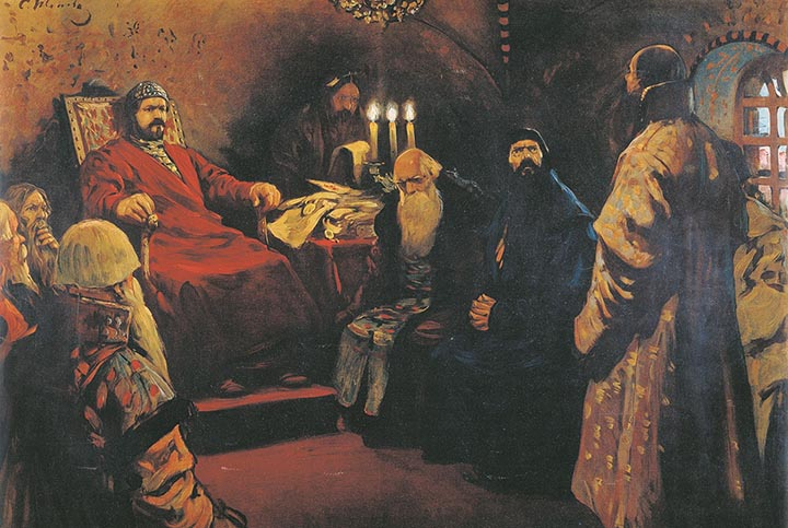 Интересные факты о Владимире Старицком