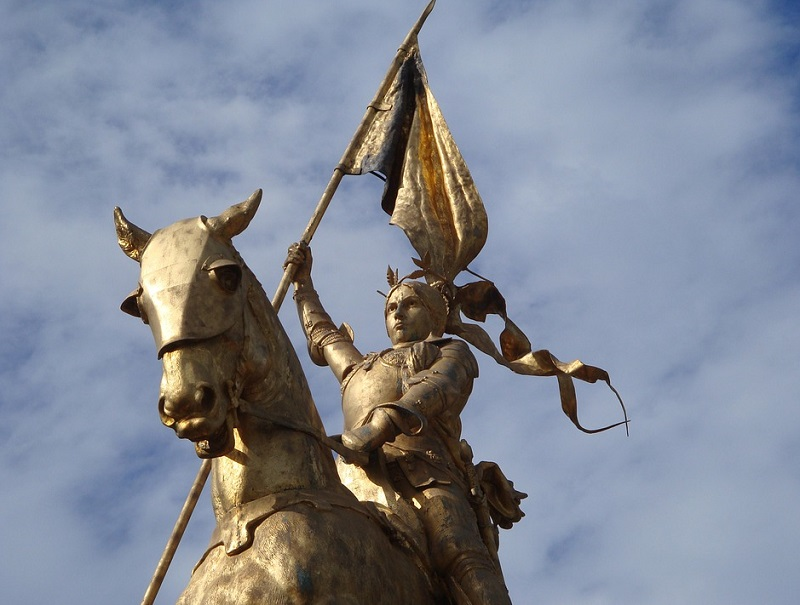 Интересные факты о Жанне д'Арк
