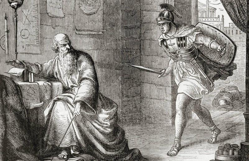 Интересные факты об Архимеде