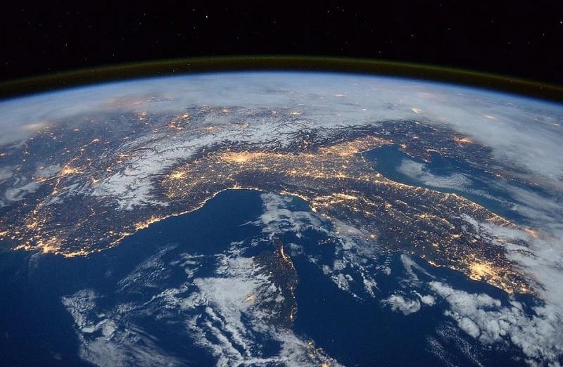 Интересные факты об атмосфере