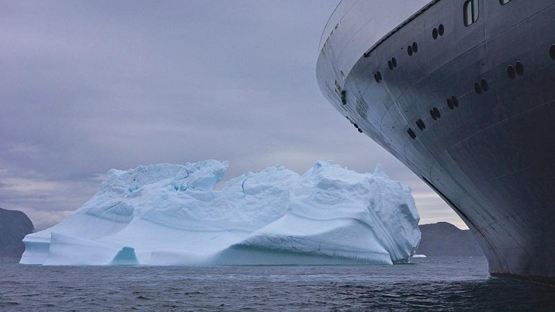 Интересные факты об айсбергах