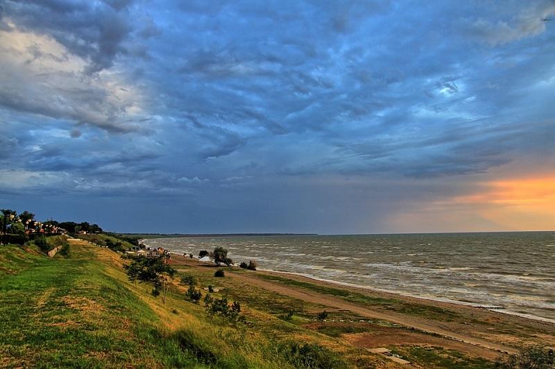 Интересные факты об Азовском море