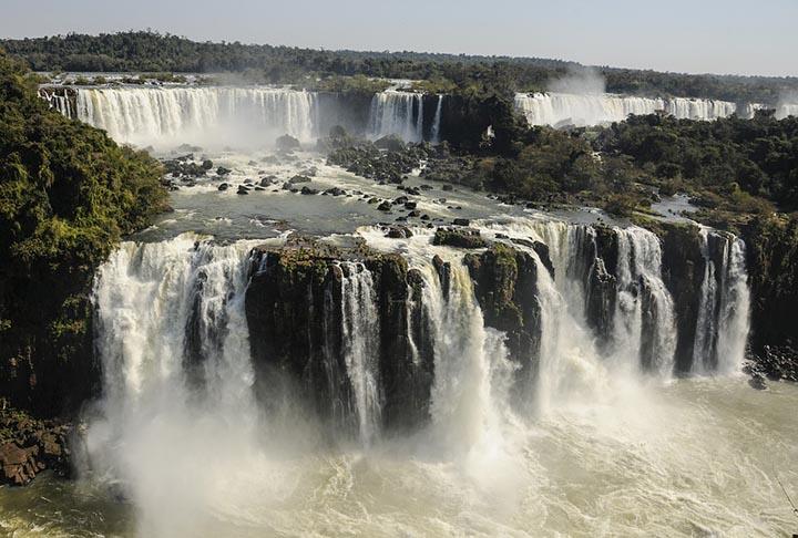 Интересные факты о водопадах Игуасу