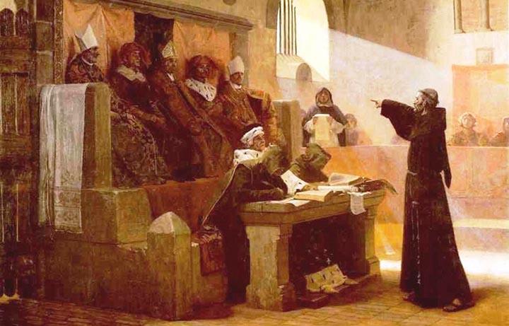 Интересные факты об инквизиции