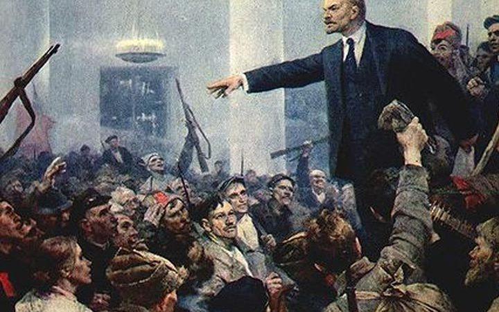 Интересные факты об Октябрьской революции