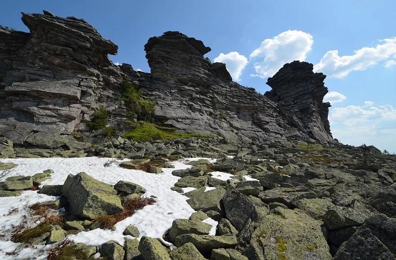 Интересные факты об Уральских горах